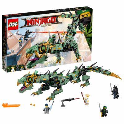 Le Dragon de Lloyd boîte