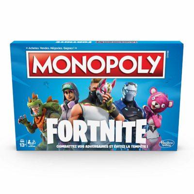 Fortnite Monopoly Hasbro Jeux de Societe