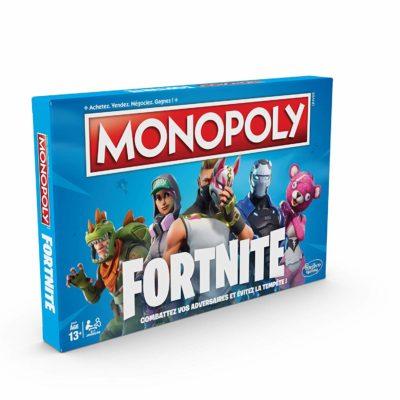 Jeux de Societe Fortnite Monopoly Hasbro