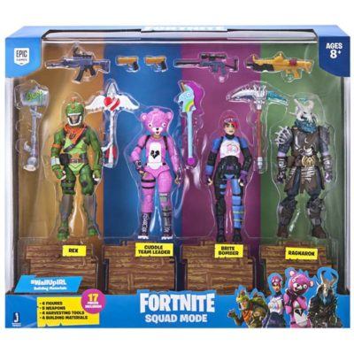 coffret figurines fortnite
