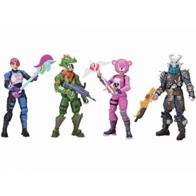 figurines fortnite squad mode