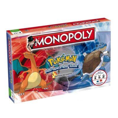 monopoly pokemon kanto