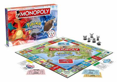 pokemon monopoly kanto