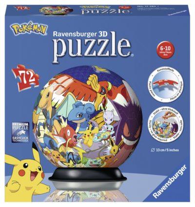 puzzle pokemon 3D