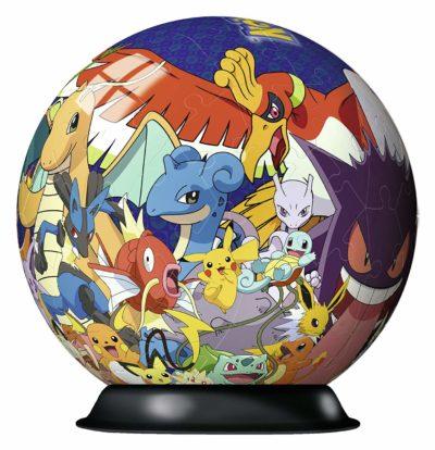 puzzle pokemon ravensburger 3D 11785