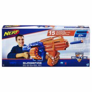 Pistolet Nerf Surgefire à Fléchettes en Plastique - Boutique Monsieur Jouet