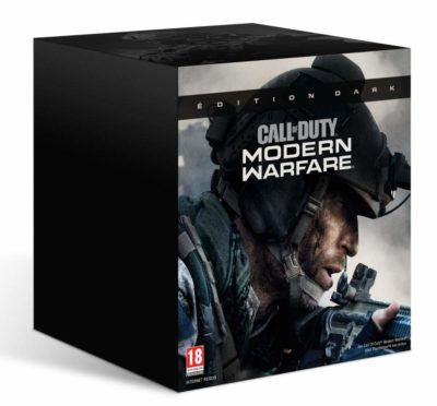 Call of Duty Modern Warfare Edition Dark PS4