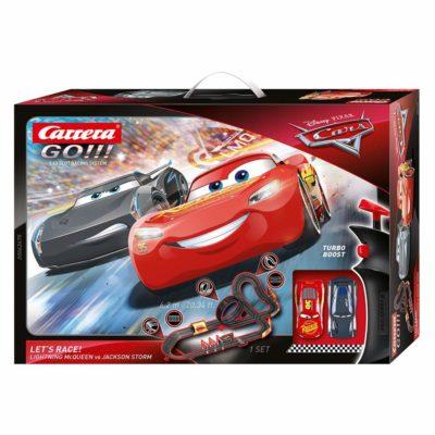 Carrera Go !!! - Disney·Pixar Cars - Let's Race