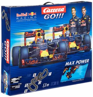 Carrera Go !!! Max Power Formula One