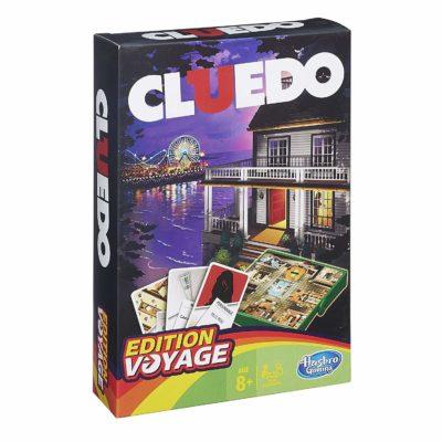 Cluedo Édition Voyage avant