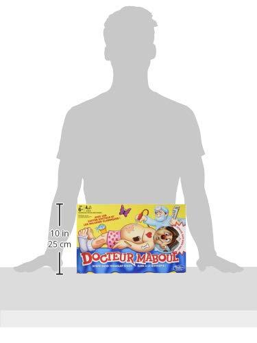 Docreur Maboul Hasbro jeu éducatif