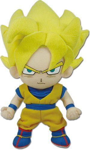 Dragon Ball Z Peluche Son Goku SSJ
