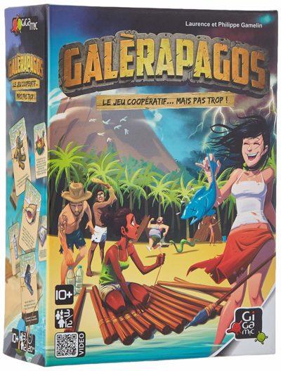 Gigamic Galerapagos avant