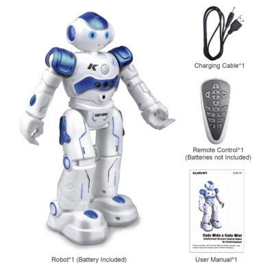 Kuman - Robot Télécommandé Cady Wida accessoires