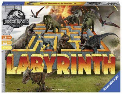 Labyrinthe Jurassic World