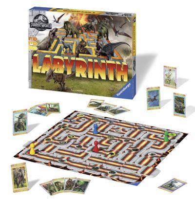 Labyrinth Jurassic World