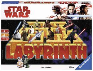 Labyrinthe Star Wars VII