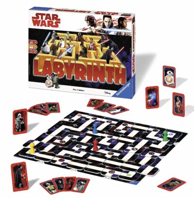 Labyrinthe Star Wars VII