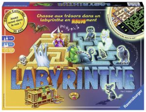 Labyrinthe 30ème Anniversaire Edition Spéciale Ravensburger - Monsieur Jouet