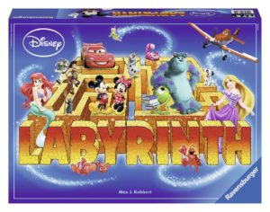 Ravensburger Labyrinthe Disney
