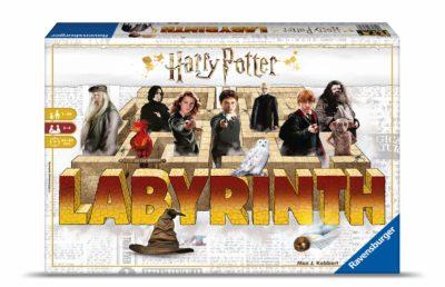 Labyrinthe Harry Potter avant