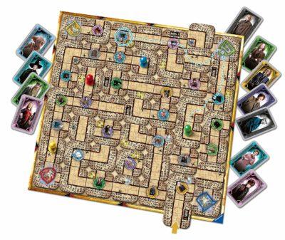 Labyrinthe Harry Potter boîte