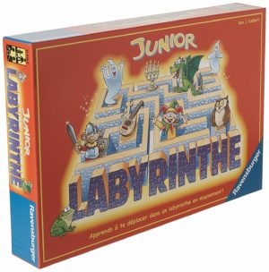Labyrinthe Junior Ravensburger - Boutique Labyrinthe de Monsieur Jouet