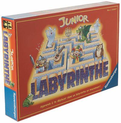 Labyrinthe Junior Ravensburger - Boutique Labyrinthe de Monsieur Jouet