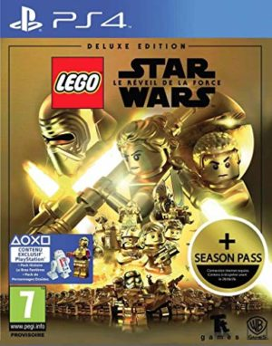 Lego Star Wars Deluxe Édition PS4