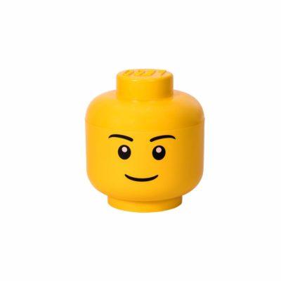 Lego Head garçon