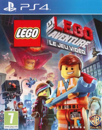 Lego la grande aventure le jeu vidéo