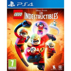 Lego DIsney/Pixar Les Indestructibles