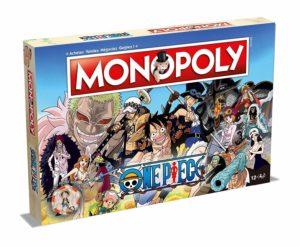 Monopoly One Piece boîte