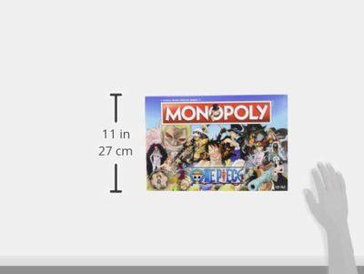 Monopoly One Piece Hasbro