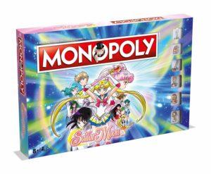 Monopoly Sailor Moon boîte