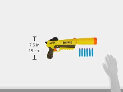 Nerf Fortnite SP-L Gun