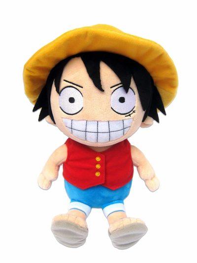 One Piece - Peluche Luffy