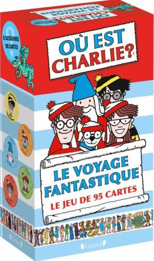 Ou est Charlie boîte