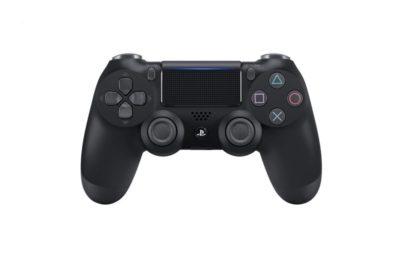 PS4 Dual Shock Noir