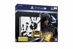 PS4 Pro 1 To G Death Stranding - Édition Spéciale