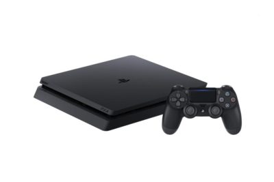 PS4 Slim 1 To Noir
