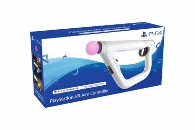 Manette Playstation VR Aim Controller PS4 - Capteur de Mouvement