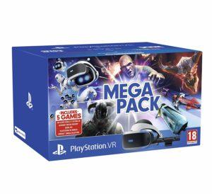 Playstation VR - Mega Pack (PS4)