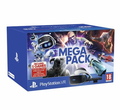 Playstation VR - Mega Pack (PS4)