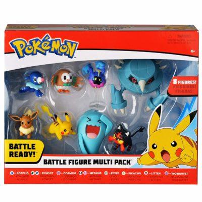 Pokémon Battle Figure Multi Pack boîte