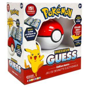 Pokémon Dresseur Guess Kanto