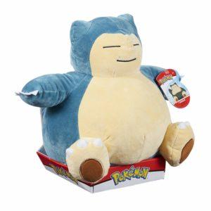 Pokémon Peluche Ronflex