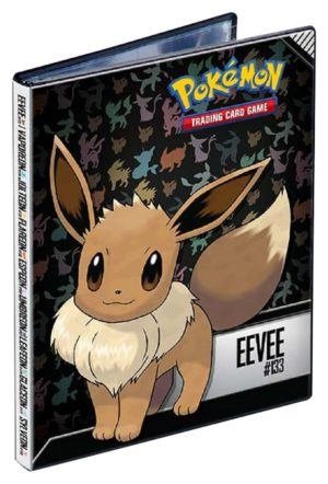 Pokémon Range Cartes Evoli