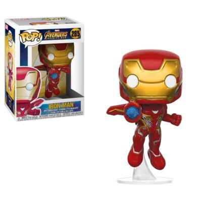 Figurine Iron Man (Avengers Infinity War) #285 | Funko Pop