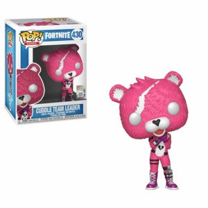 Figurine Fortnite Funko Pop Vinyl 430 Cuddle Team Leader Boutique Pop